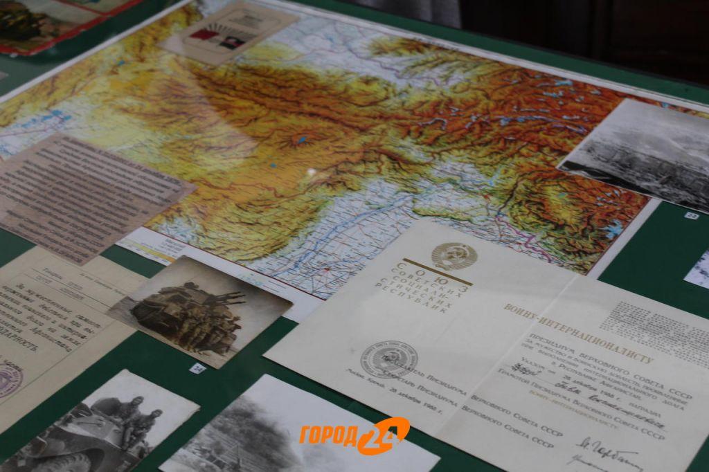 В Измаиле говорили о войне в Афганистане (ФОТО)