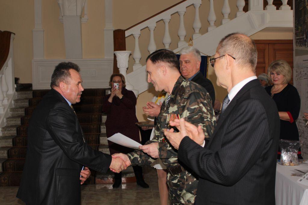 В Измаиле чествовали ветеранов войны в Афганистане: Афганский след длиною в тридцать лет (ФОТО)