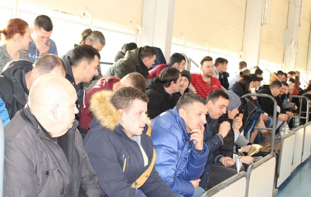 В Измаиле продолжается Кубок города по футзалу. Прошли полуфинальные матчи
