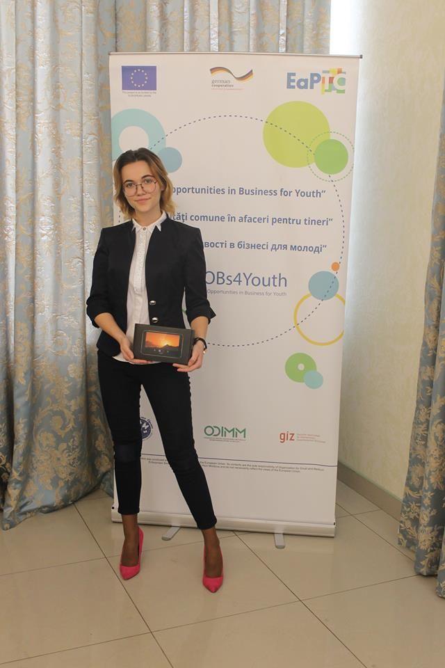 В Измаиле подвели итоги проекта по поддержке бизнес-идей молодых предпринимателей