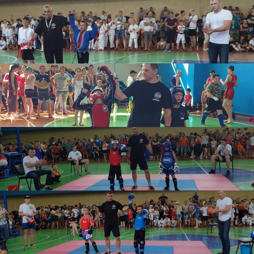 Бойцы «MMA IZMAIL» завоевали 30 медалей на чемпионате Украины (ФОТО)
