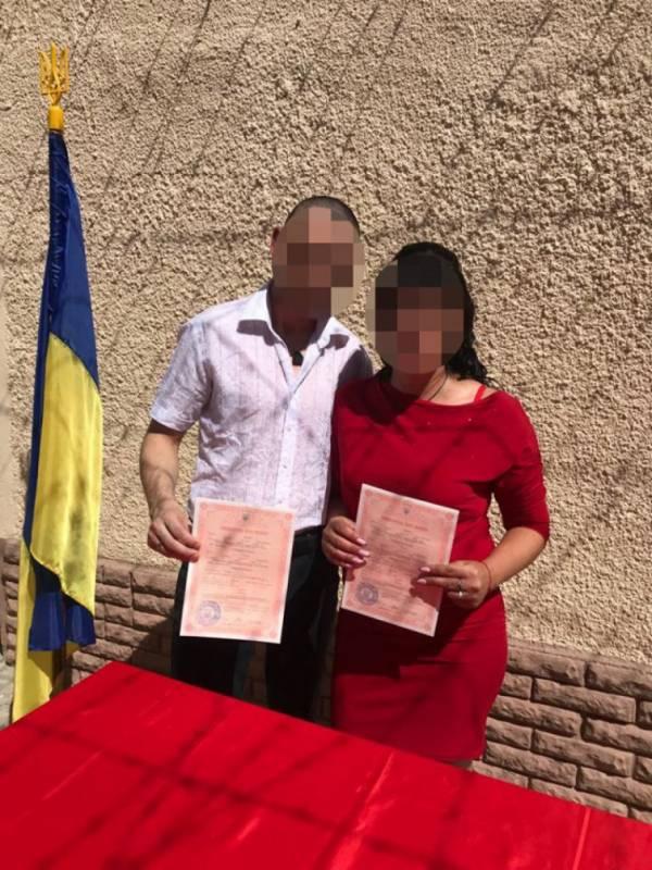 В Измаильском СИЗО сыграли свадьбу (ФОТО)