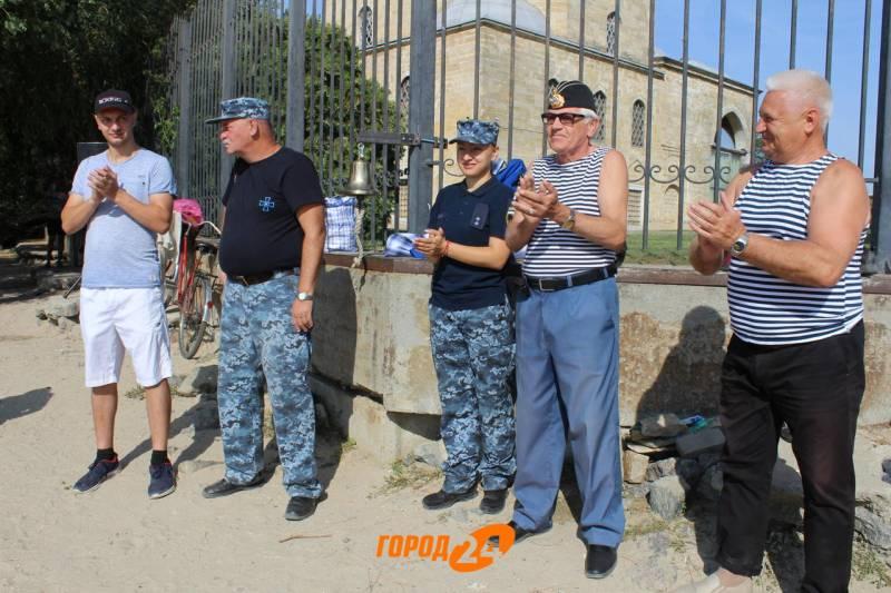 Настоящий спортивный праздник для будущих моряков Измаила! (ФОТО)