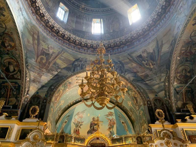 """В Измаиле продолжается реставрация собора, работы продлятся еще месяц и потом """"заморозятся"""" из-за нехватки средств (ФОТО)"""