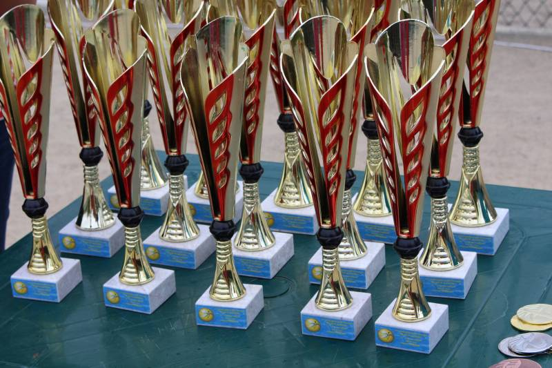 В Измаиле прошёл турнир по теннису всеукраинского значения (ФОТО)