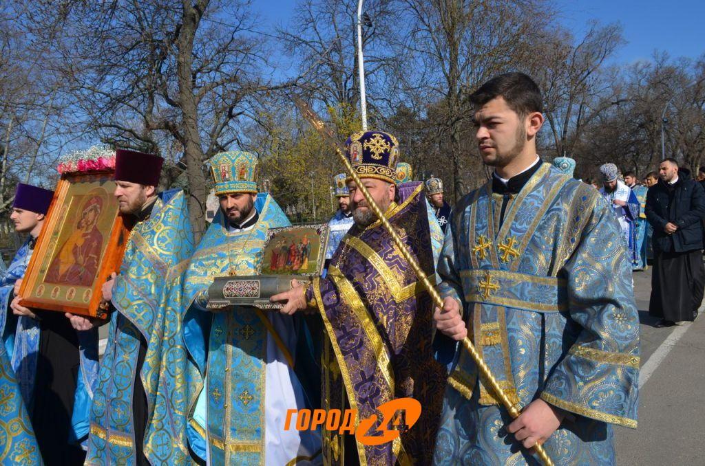 В Измаиле священнослужители и прихожане УПЦ пройдут Крёстным ходом
